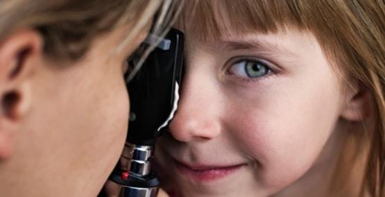 Age dépistage problèmes de vue
