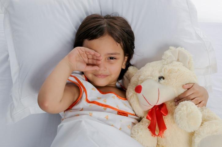 Fatigue oculaire chez les enfants