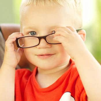 La myopie infantile